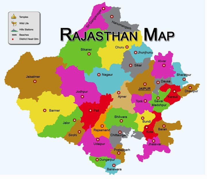 Tourists statescities maps of india close altavistaventures Gallery